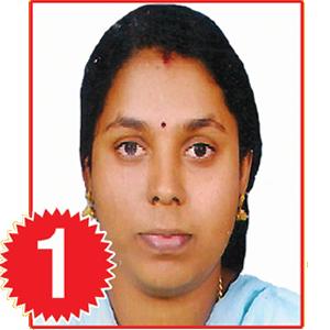 Kerala psc Railways 1 Rank